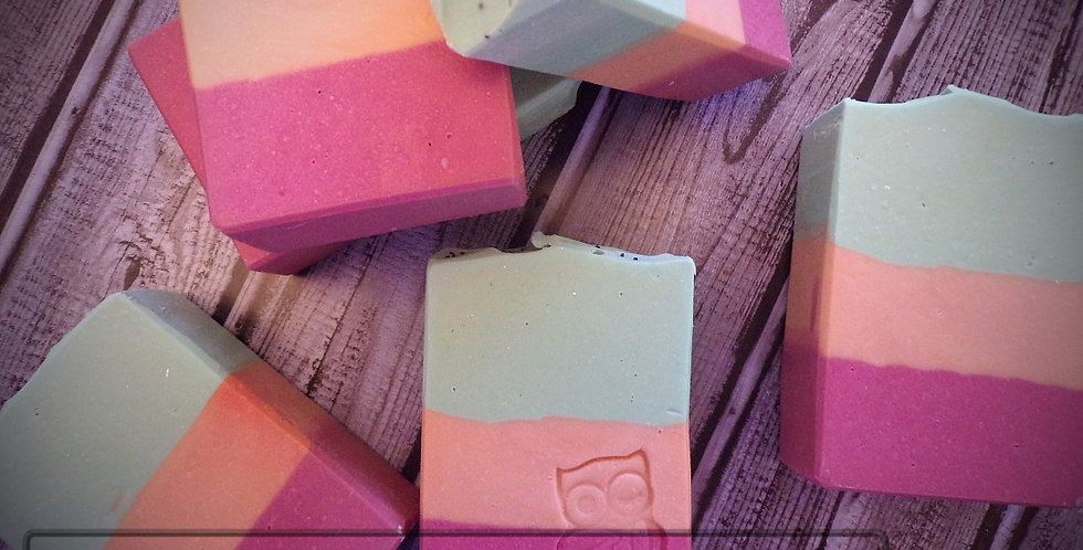 Candied Citrus Artisan Soap