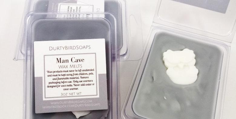 Man Cave Wax Melts