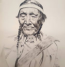 keegan-starlight_Old-Blackfoot-Woman_19x