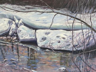 Thaw on the Bow