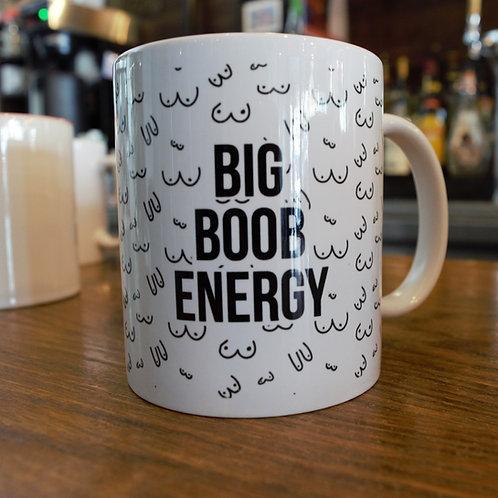 Big Boob Energy Mug