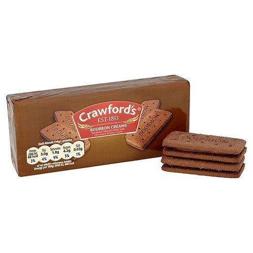 Crawford's Bourbon Cream