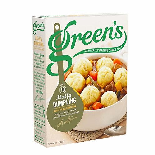 Greens Classic Dumpling Mix 137g