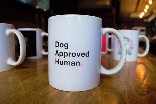 Dog Approved Human Mug
