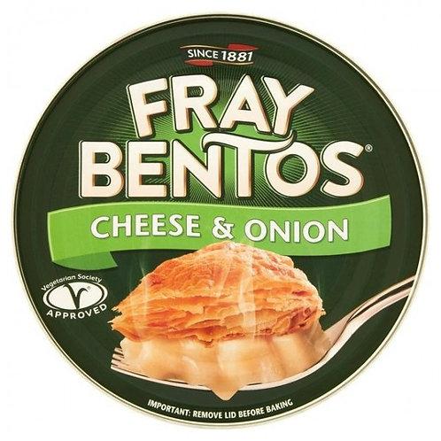Fray Bentos Cheese & Onion