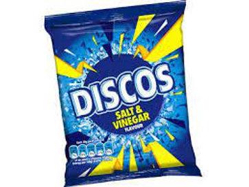 Discos Salt & Vinegar