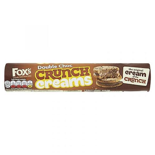 Fox's Double Choco Crunch Cream