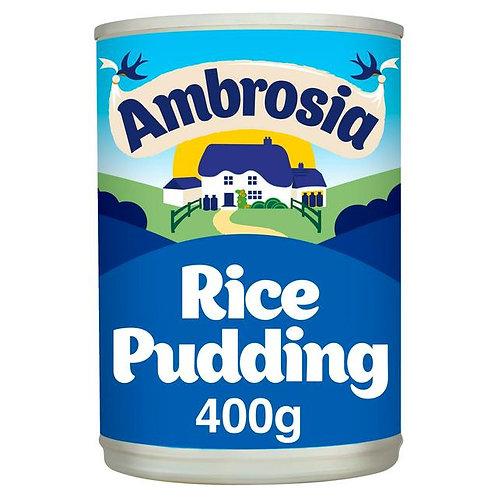 Ambrosia Rice Pudding