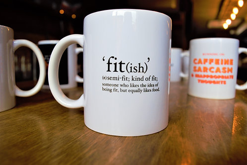 Fit (ish) Mug