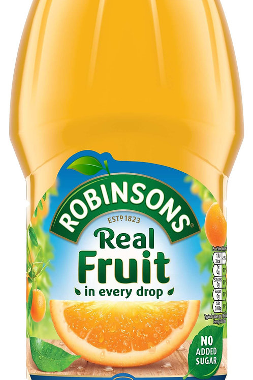Robinsons Orange Squash Double Strength 1.75L