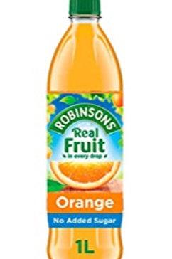 Robinson's Orange Squash 1L
