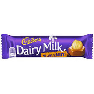 Dairy Milk Whole Nut 45g