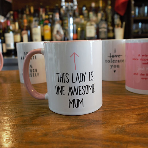 Awesome Mum Mug
