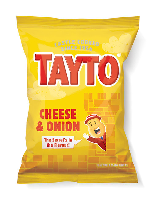 Tayto Cheese & Onion 37.5g