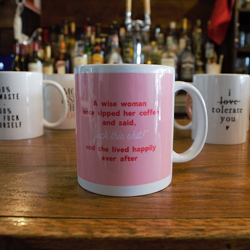 Wise Woman Mug