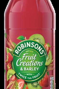 Robinsons Strawberry Kiwi & Barley 1L