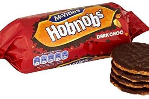 Dark Chocolate Hob Nobs 262g