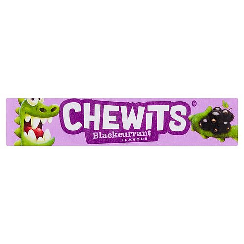Chewits Blackcurrent