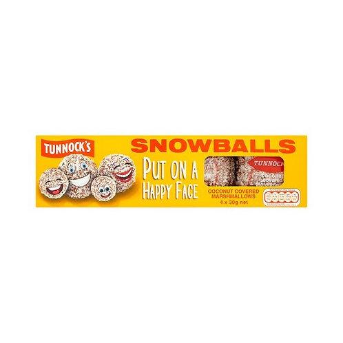 Tunnocks Snowballs