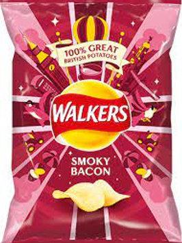 Smokey Bacon Crisps