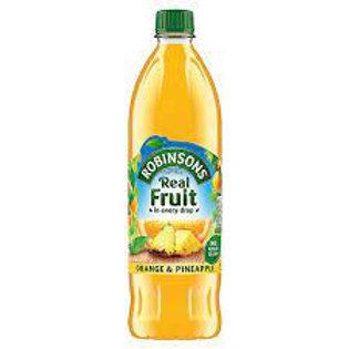 Robinson's Orange & Pineapple
