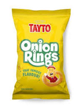 Tayto Onion Rings 17g