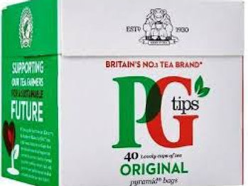 PG Tips Original 40s