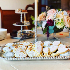 Fall Wedding Cookies