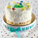 Coconut Lemon Easter Cake