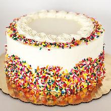 Layer Cakes Funfetti
