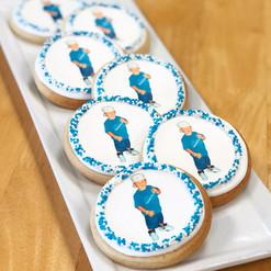 Cusotm Photo Cookies