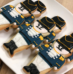 Toy Soldier Cookie