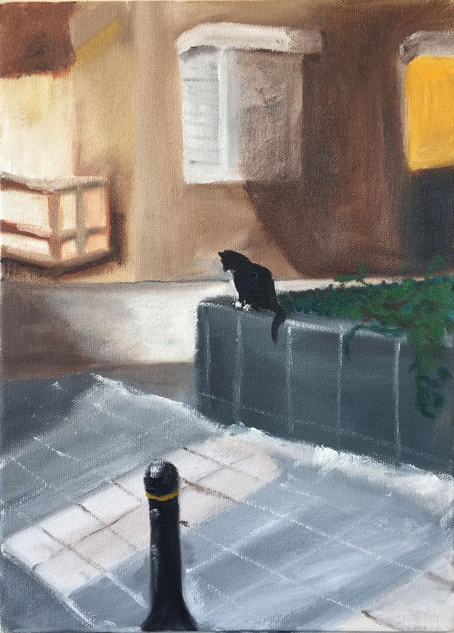 25x35 oil on canvas
