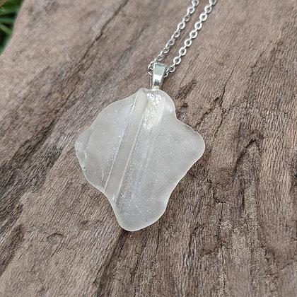 River Glass Pendant Necklace - An Mei