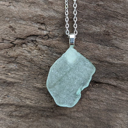 River Glass Pendant Necklace - Aibileen