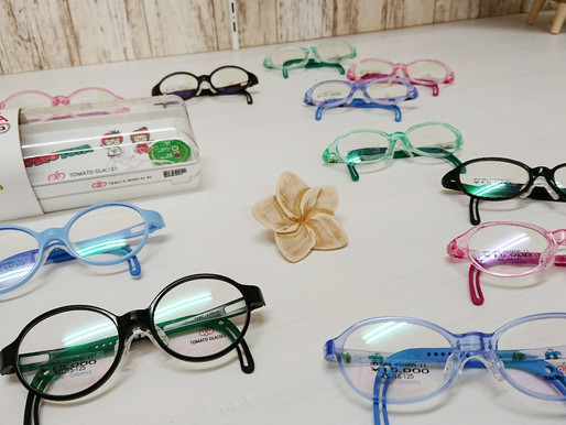 こども用メガネ【トマトグラッシーズ】安全・機能・デザインにこだわりが詰まってます!
