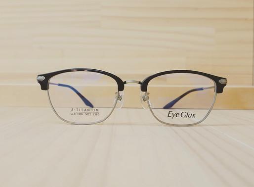 大人の眼鏡【EyeGlux】