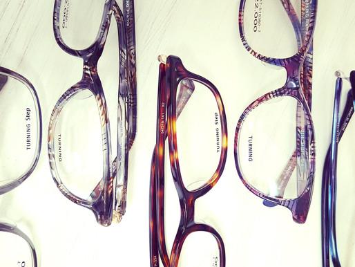 【TURNING 谷口眼鏡】の新作が入荷してきました!