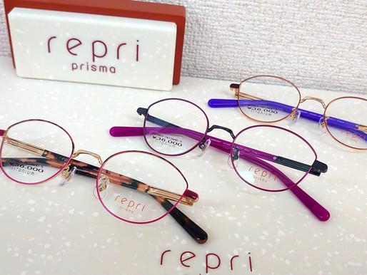【repri prisma】レプリ プリズマ 新しいブランドが仲間入りしました!