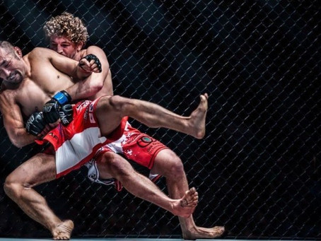 9 Reasons Why Wrestling Is The Perfect Martial Art