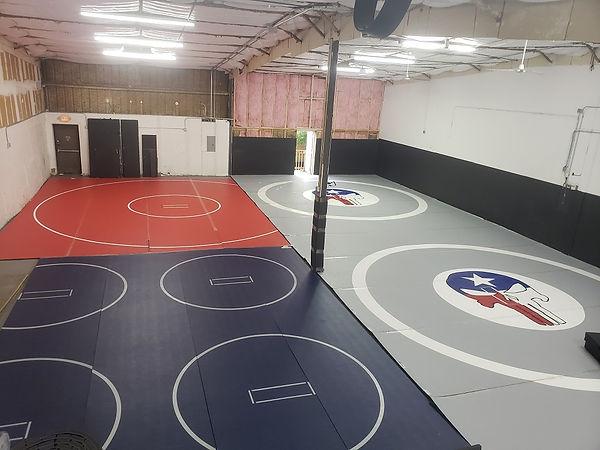 512 Outlaw Wrestling Training Center