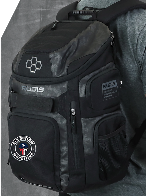 512 Outlaw Wrestling - Rudis Tactical GearPack: