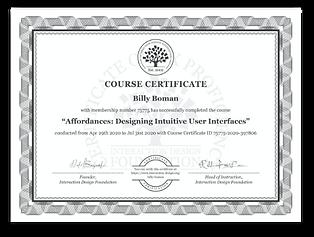 Affordances - Designing Intuitive User I