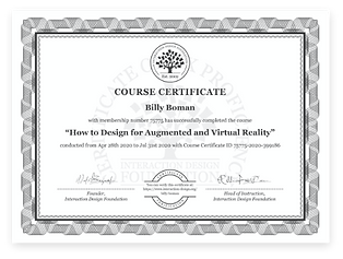 How To Design For Augmented & Virtual Re