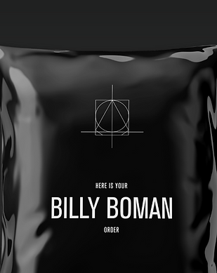 Billy Boman Packaging Bag