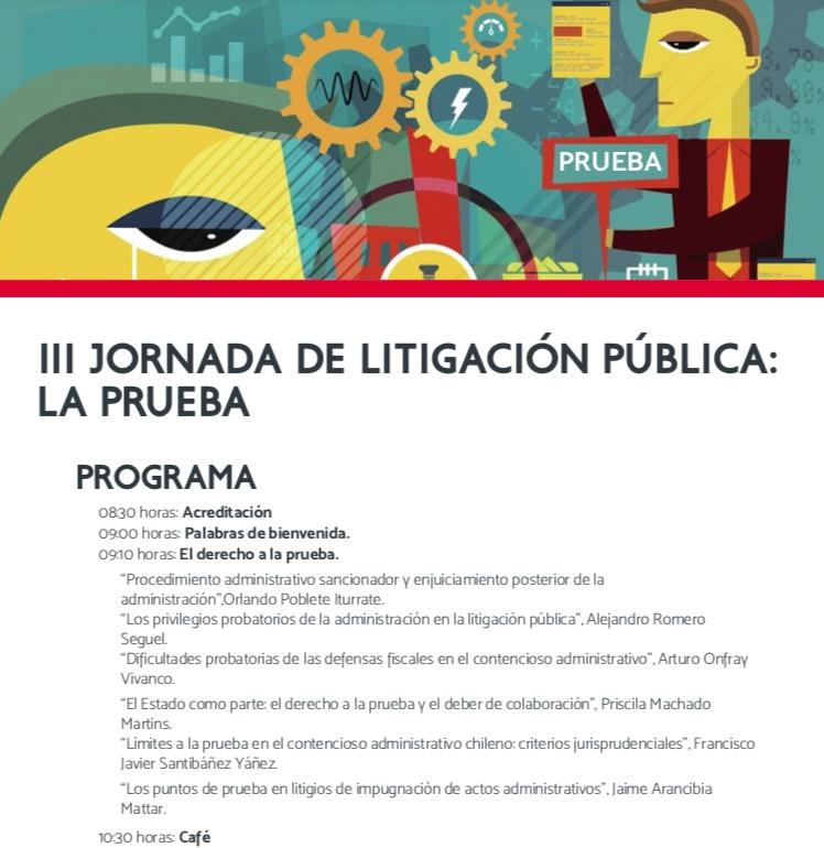 Seminario Litigación Publica