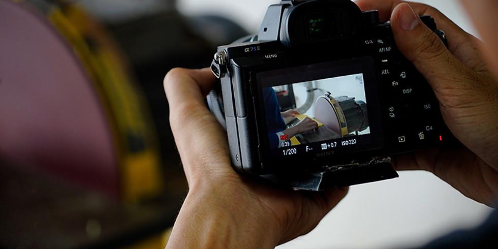 Class: Basic DSLR Photography