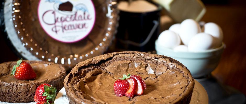 "9"" Chocolate Heaven"