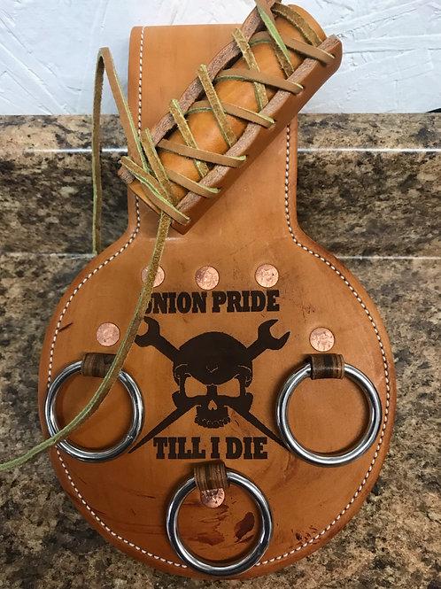 Spud Wrench Sleever Bar Holder -Union Pride Til Die