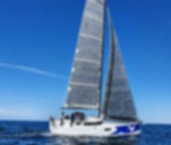 Cateret Yachting les bateaux
